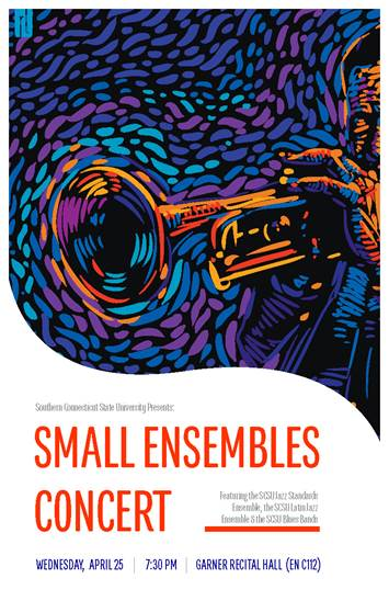 Small Ensembles Concert - April 25, 2018 at 7:30pm