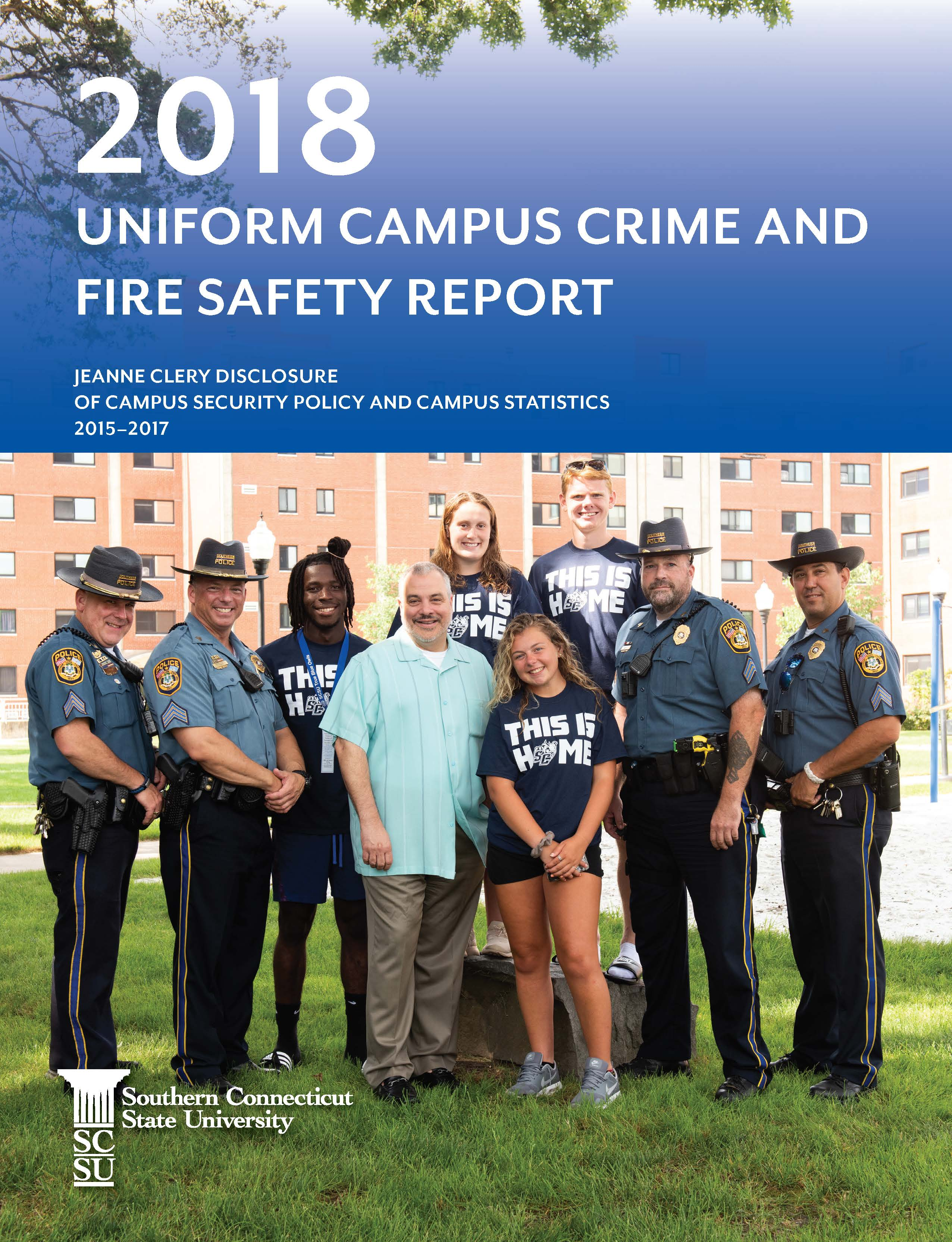 Crime & Fire Safety Report