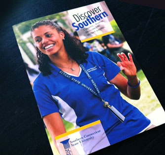 The cover of the SCSU Viewbook
